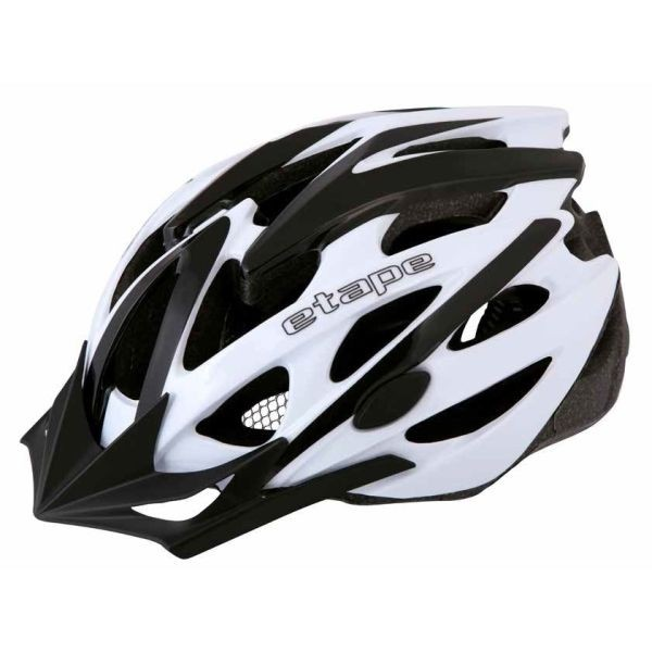 Etape Biker white/black