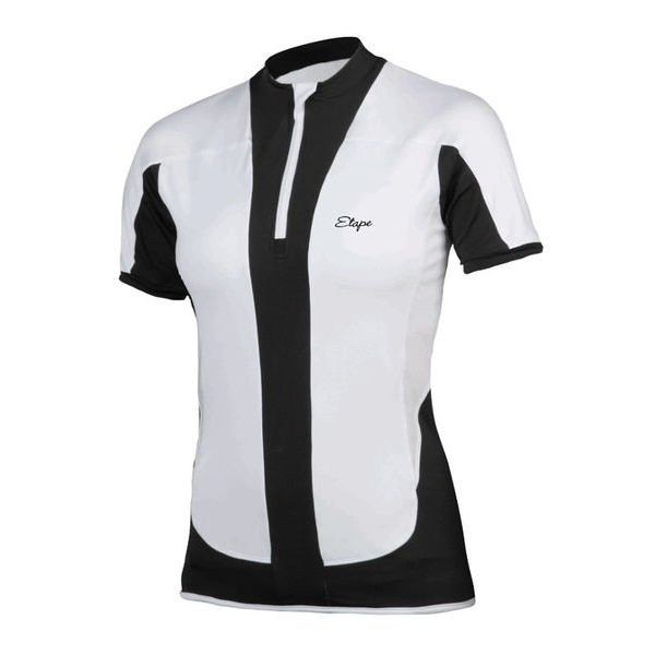 Etape Fortuna Lady shirt white/black