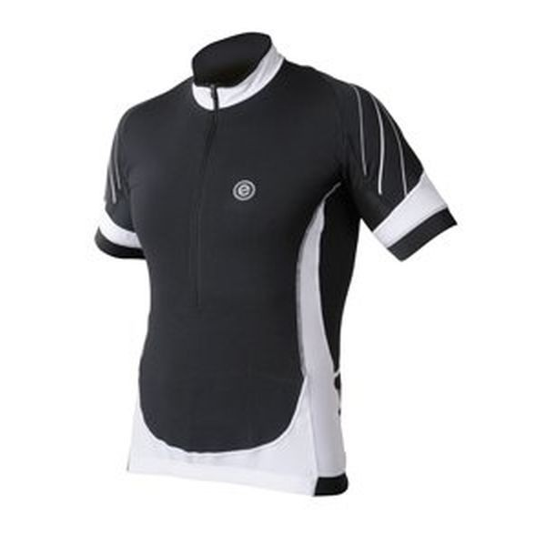 Etape Leader shirt black/white