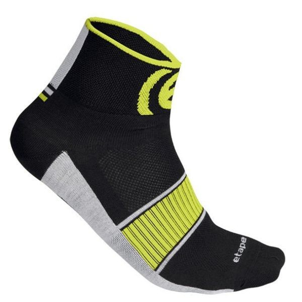 Etape Sox black/yellow