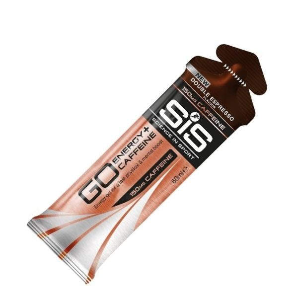 Želeja SIS Go Energy plus Caffeine Double Espresso 60ml