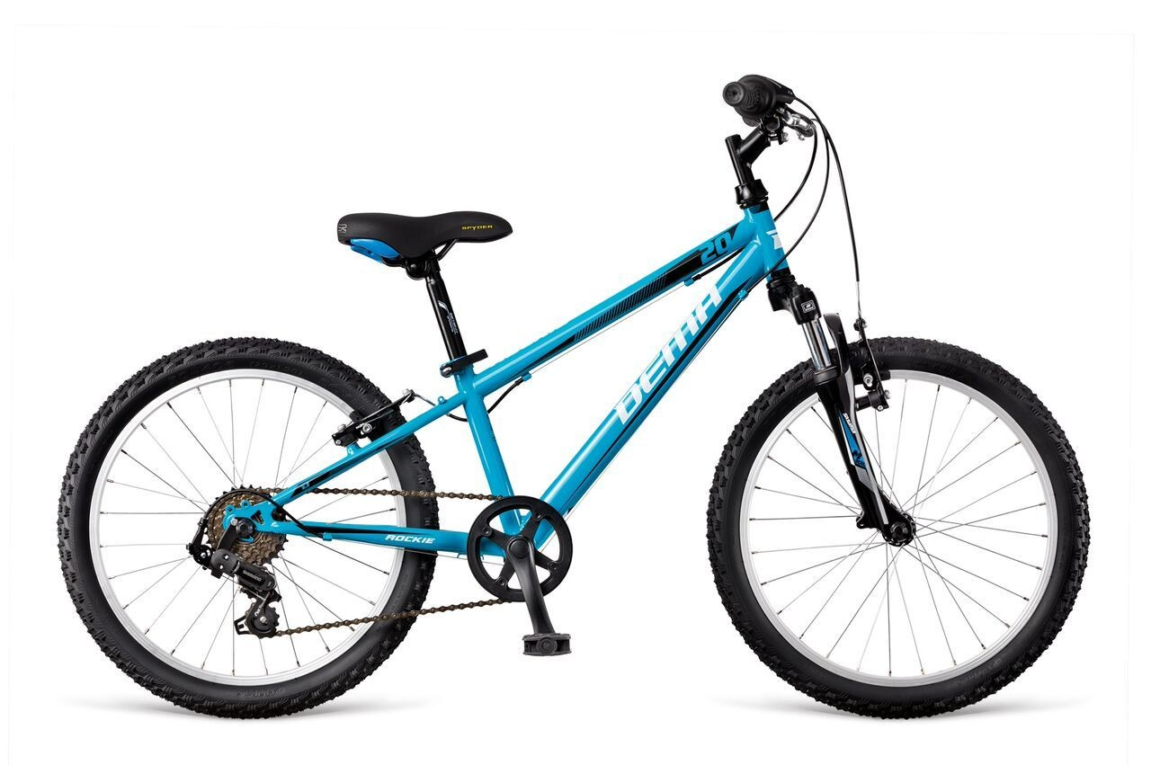 Dema ROCKIE 20'' 7-speed SF blue