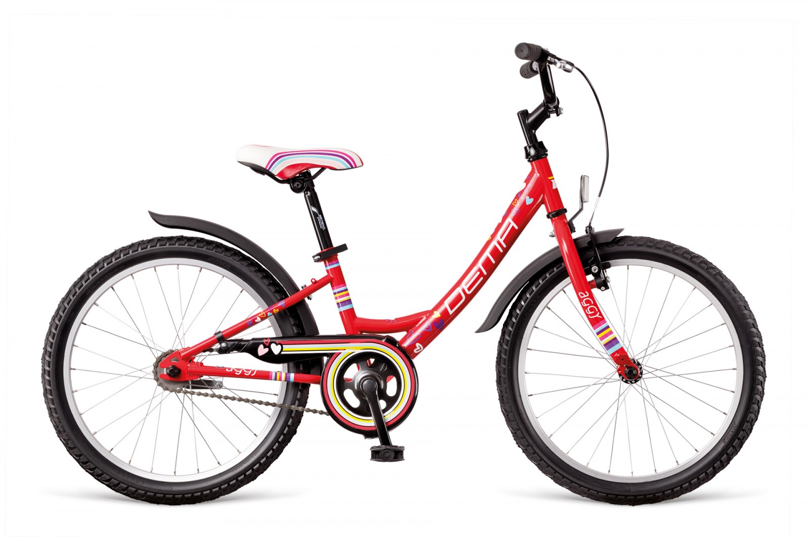 Dema AGGY 20'' red