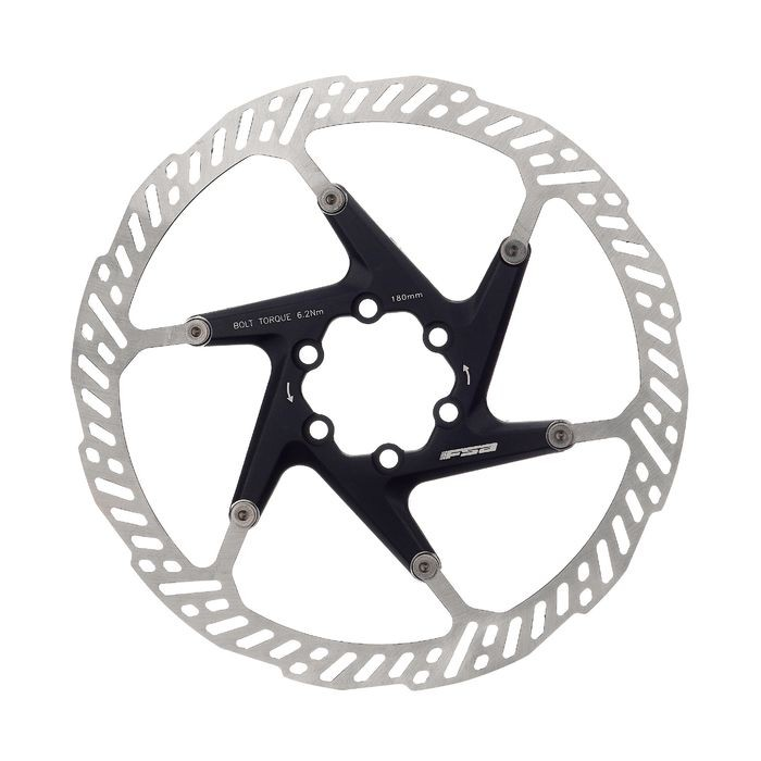 Rotors bremzēm FSA K-Force Light Rotor 180mm