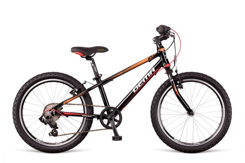Dema RACER 20'' 7-speed RF black/red/orange