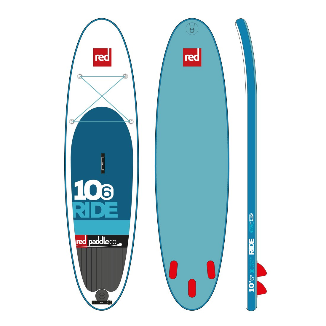 SUP dēlis Red Paddle RIDE MSL 10'6''