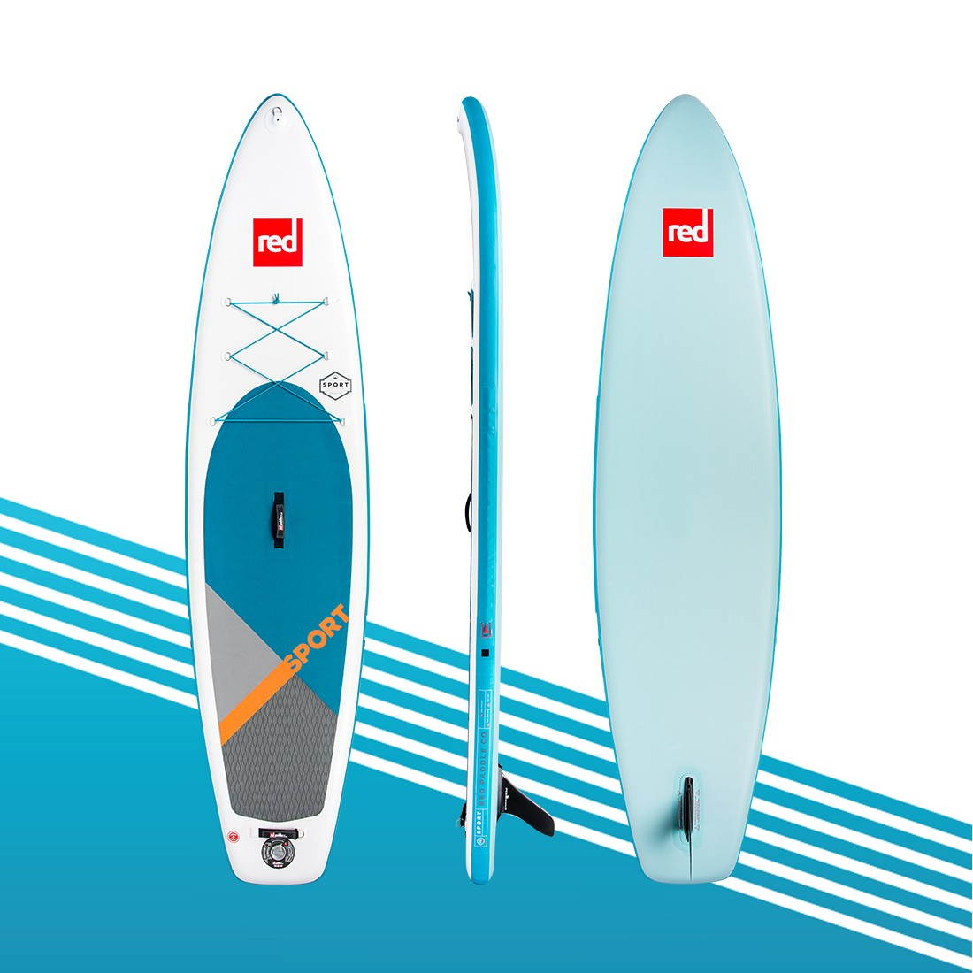 SUP dēlis Red Paddle SPORT MSL 11'0''