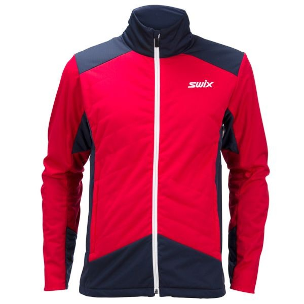 Swix Powder X Jacket Men 2019 Red