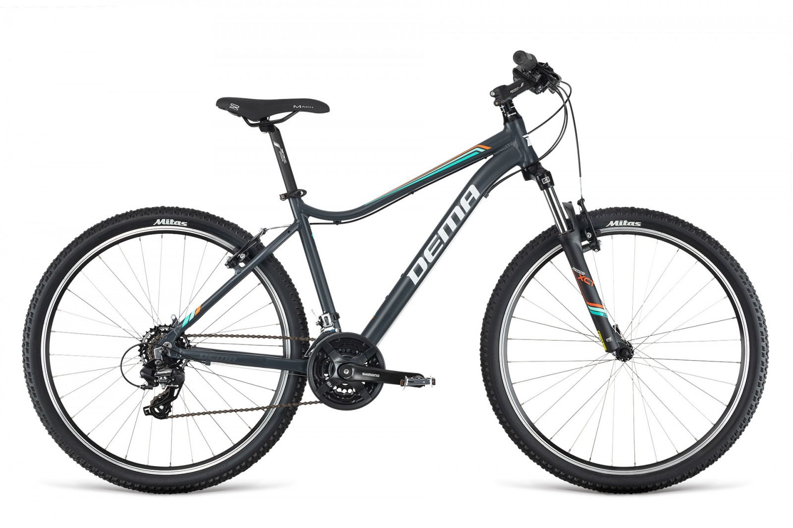 Dema TIGRA 3.0 Lady 2019 grey/white 27.5''