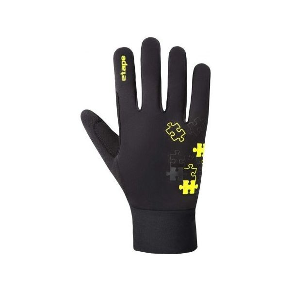 Etape Puzzle WS Kids black/yellow