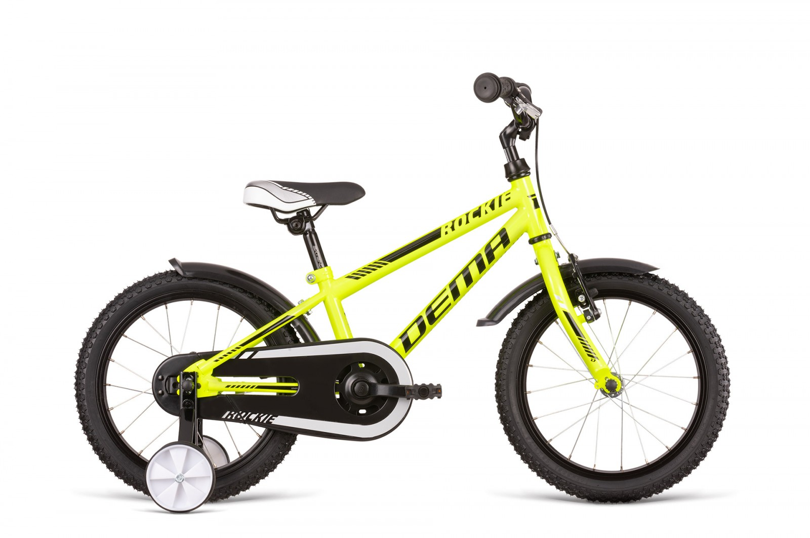 Dema ROCKIE 16 neon yellow-black