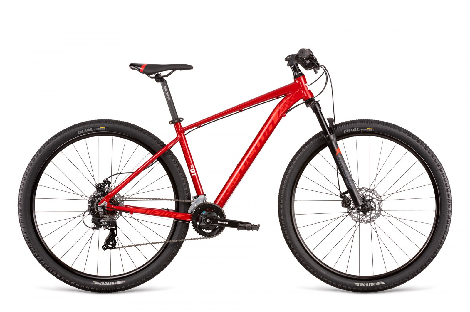 Dema RAVENA 1.0 red 29
