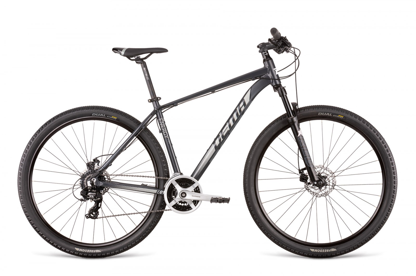 Dema ENERGY 1.0 dark grey-grey