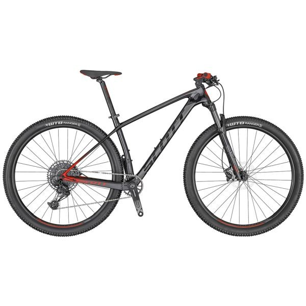Scott SCALE 940 black/red Carbon