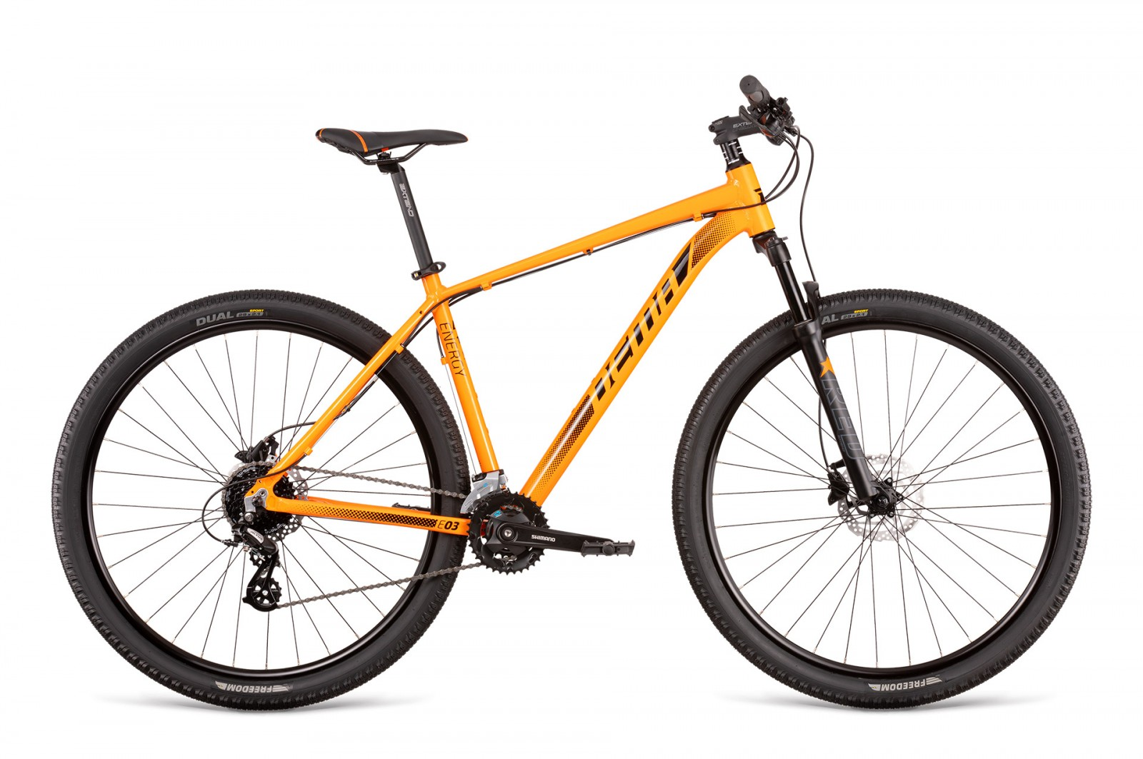 Dema ENERGY 3.0 orange-black