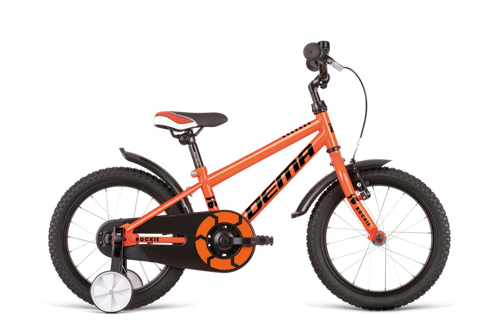 Dema ROCKIE 16 orange