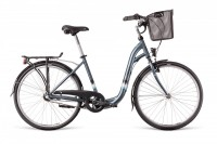 Dema SILENCE 3-speed dark grey