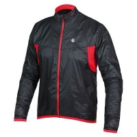 Etape Vento jacket black/red