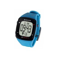 Pulsometrs SIGMA iD.RUN HR GPS blue